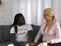 BBC fucks blonde milf TatjanaYoung