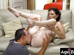 Lick Granny's Arse...Great Ending