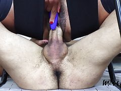 MF - Teen Squirts 2 Times on denied cock A78