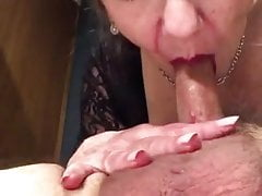GILF Mistress with the Bottomless Throat (BWC Sloppy)