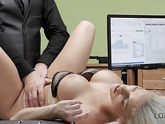 LOAN4K. Dealing with lingerie shop naked.